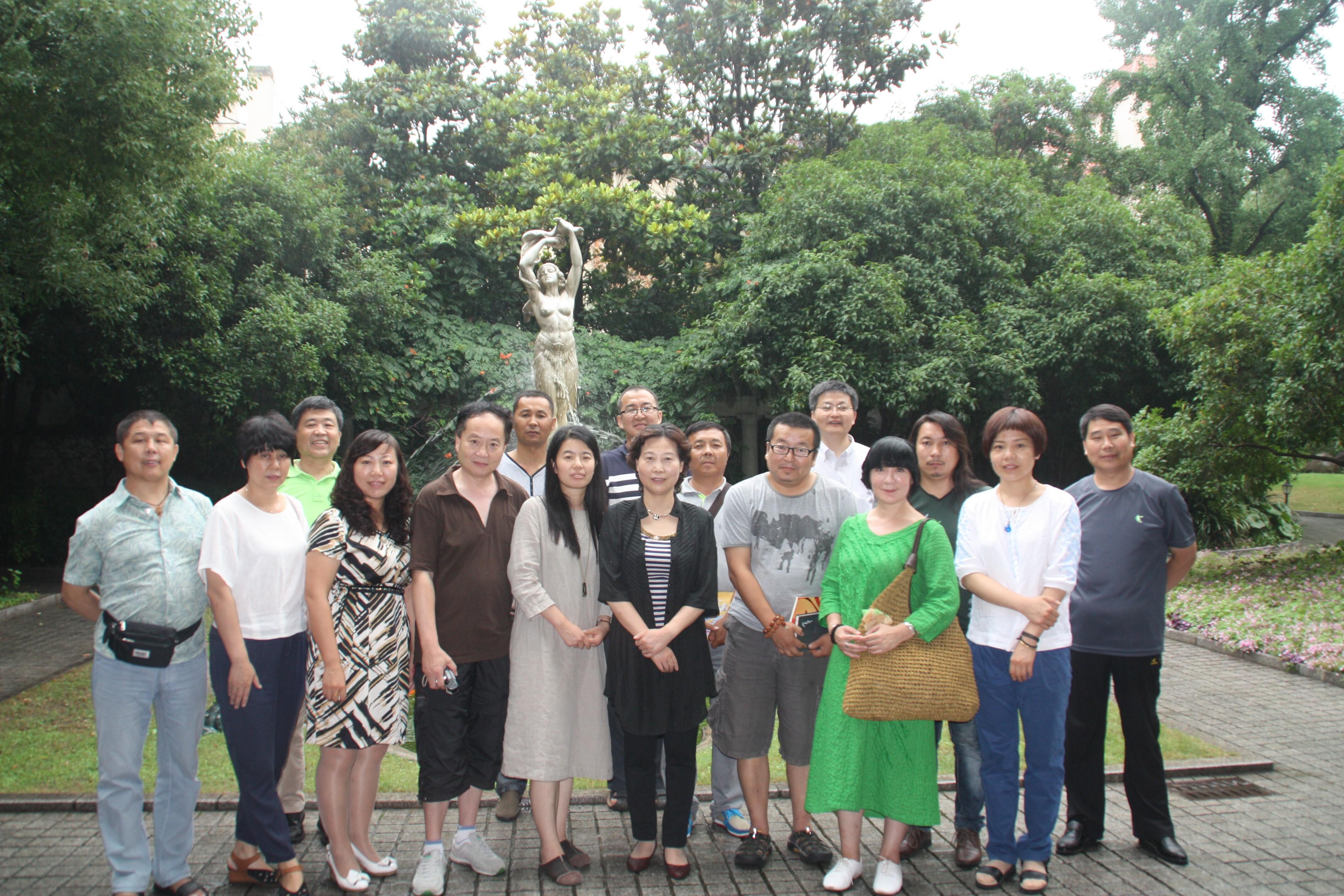 第三届新疆少数民族作家创意写作培训班